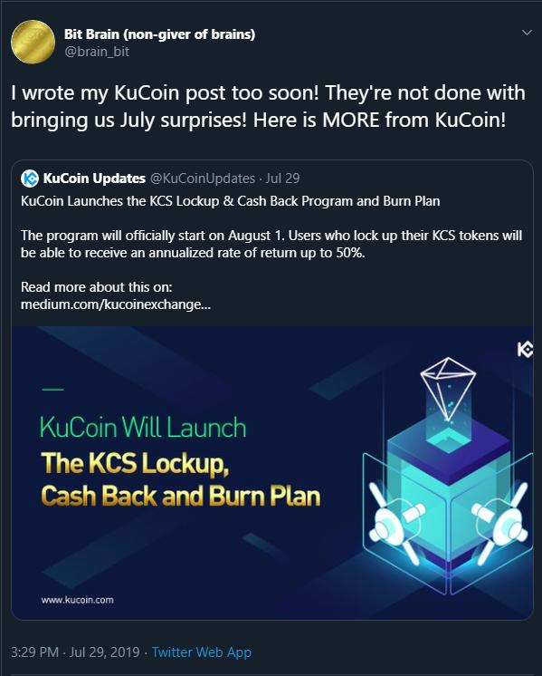 Стоимость KuCoin Shares