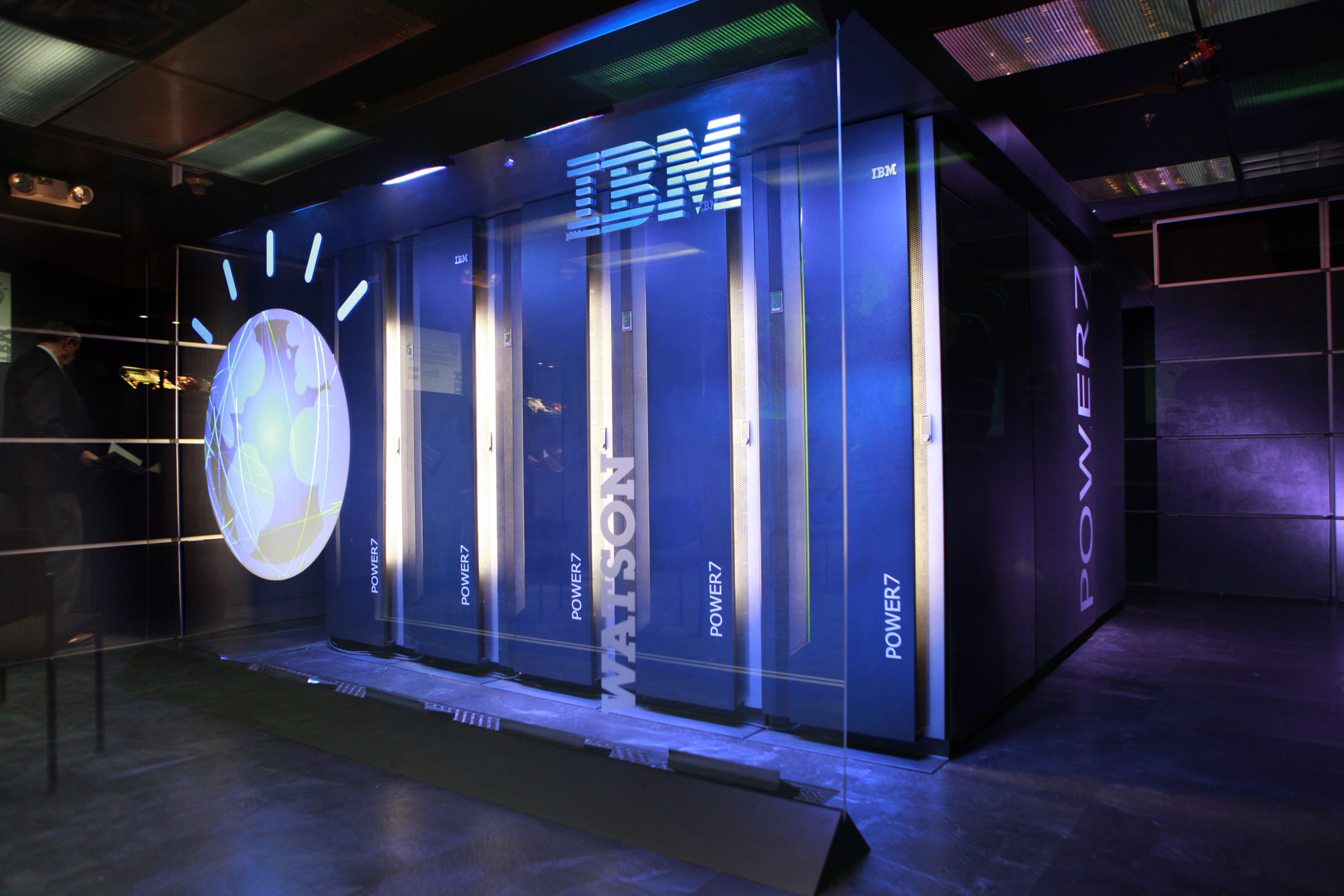 Image result for ibm's watson